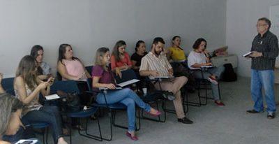 Abertura do Curso de Introdução ao Projeto Político Pedagógico e ao Regimento Escolar da ESP