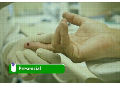 Curso Básico de Teste Rápido em Hiv/Aids, Sífilis e Hepatites Virais para Multiplicadores