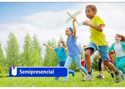 Curso Atualização em Desenvolvimento Infantil