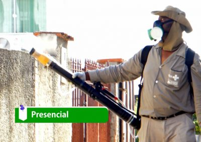 Curso de Atualização em Vigilância e Controle das Endemias e Zoonoses