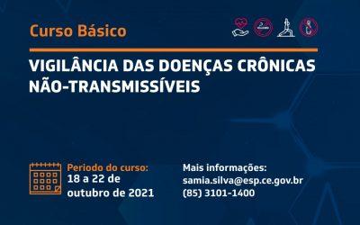 Curso Básico de Vigilância das Doenças Crônicas Não Transmissíveis