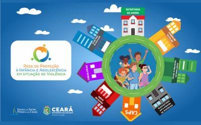 Rede de Proteção à Infância e Adolescência em situação de violência